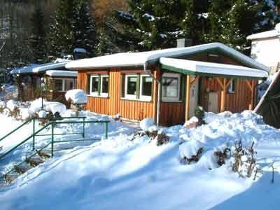 Ferienhaus Lausekuppe - Haus 3 erlebnisreicher Urlaub im Südharz
