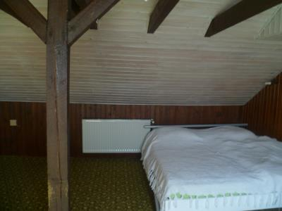 Dachgeschoss-Appartment